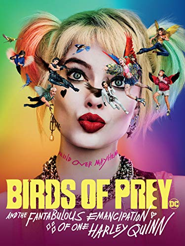 Birds Of Prey And the Fantabulous Emancipation of One Harley Qu