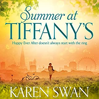 Summer at Tiffany's                   By:                                                                                                                                 Karen Swan                               Narrated by:                                                                                                                                 Katie Scarfe                      Length: 13 hrs and 11 mins     33 ratings     Overall 4.6