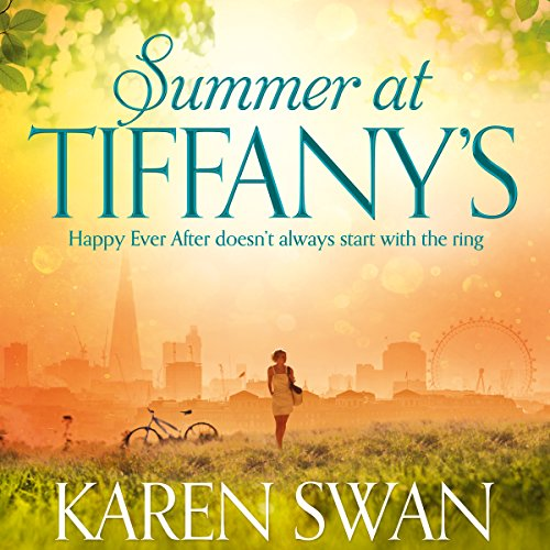 Summer at Tiffany's cover art