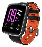 YAMAY Smartwatch Wasserdicht IP68 Smart Watch Sport Uhr Fitness Tracker