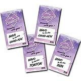 Jeux ticket Gagnant cartes à gratter annonce grossesse originale grand parents, Idée cadeau drôle pour annoncer le futur bébé à la famille (2X mamie, 2X papy, 2X tonton, 2X tata)