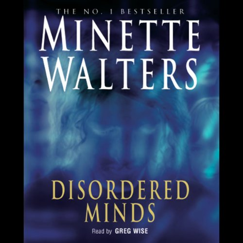 Couverture de Disordered Minds