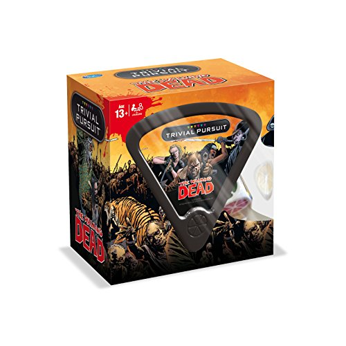 TRIVIAL PURSUIT - The Walking Dead Comics - Reisformaat 600 Vragen - Bordspel - Franse versie