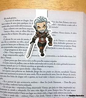 Marca Pagina Magnetico Geralt of Rivia