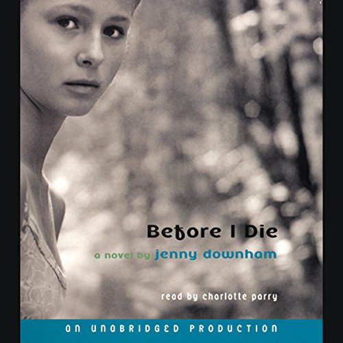 Before I Die audiobook cover art