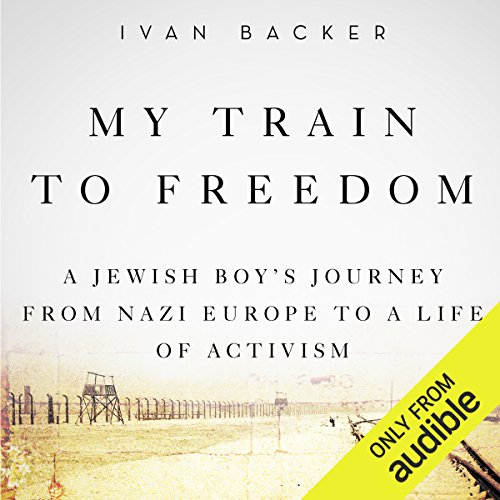 My Train to Freedom audiobook cover art