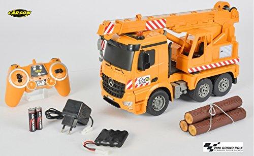 Carson 500907285 1:20 Kranwagen 2.4G 100% RTR*