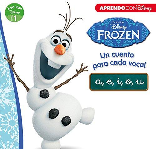 Frozen. Un cuento para cada vocal: a, e, i, o, u (Leo con