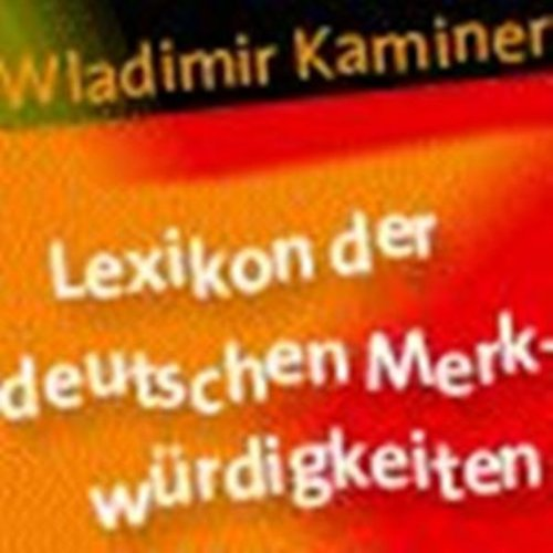 Lexikon der deutschen Merkwürdigkeiten Titelbild