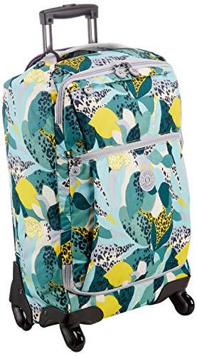 Kipling Darcey Hand Luggage, 55 cm, 30 liters, Multicolour (Urban Jungle)