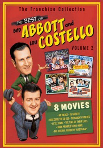 Best Of Bud Abbott & Lou Costello: Vol 2 [Edizione: Stati Uniti] [Italia] [DVD]