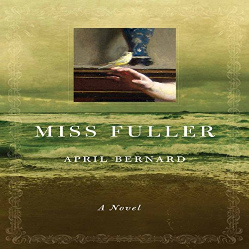 Miss Fuller audiobook cover art
