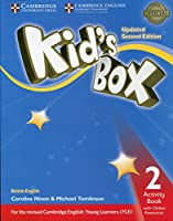Kid's Box Level 2 Activity Book with Online Resources British English (Kids Box)