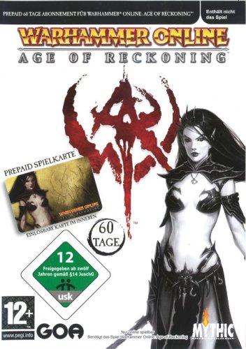 Warhammer Online: Age of Reckoning Prepaid Karte (60 Tage Abo)