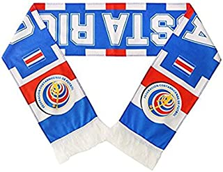 FIFA 2018 World Cup National Team Scarves - All 32 Clubs to Choose from - Football Soccer Scarf