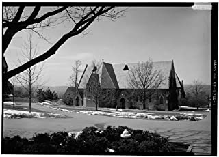 HistoricalFindings Photo: Cornell University,Sage Chapel,Central Avenue,Ithaca,Tompkins County,NY
