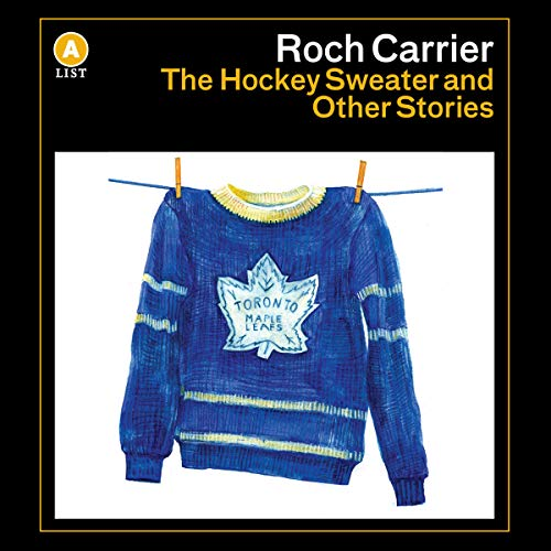 The Hockey Sweater and Other Stories cover art