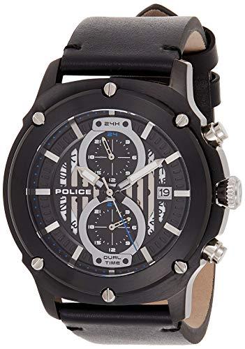 Reloj – Hombre – Policía – PL-15917JSB-02