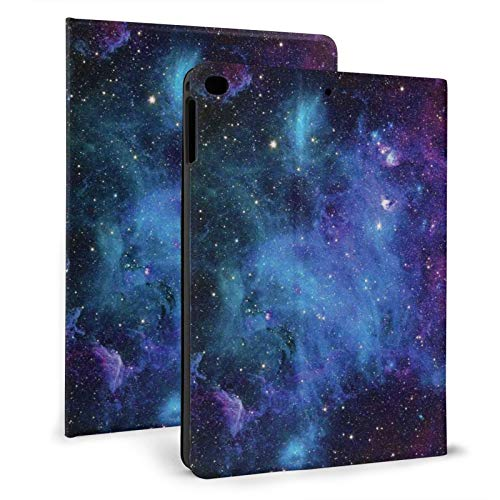 Galaxy Stars in Space Slim Lightweight Smart Shell Stand Cover Case for iPad air1/2 9.7' Generation,Auto Wake/Sleep