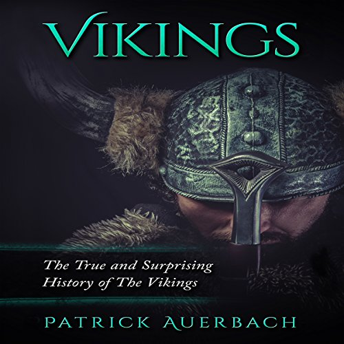 Vikings audiobook cover art