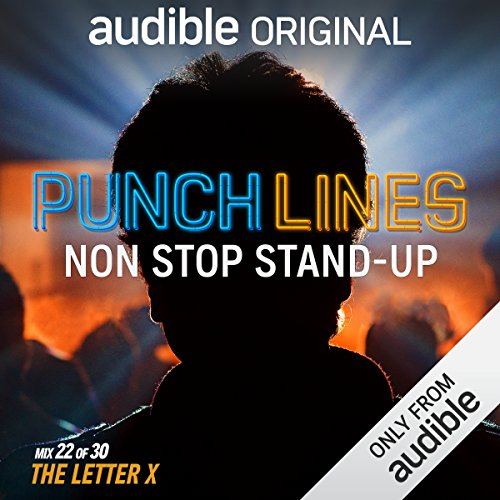 Ep. 22: The Letter X (Punchlines) audiobook cover art