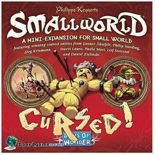 Days of Wonder Small World Cursed Expansion Brettspiel (2. Druck)