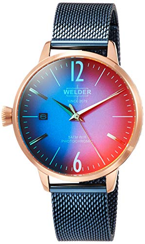 Welder WRC725 Reloj de pulsera para mujer