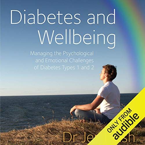 Diabetes and Wellbeing cover art