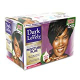 Dark & Lovely Relaxer Kit Super / Glättungscreme Moisture Plus
