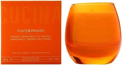 Cucina Sanguinelli Orange and Fennel 5.8 oz Perfumed Candle