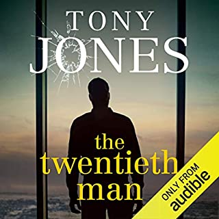 The Twentieth Man                   By:                                                                                                                                 Tony Jones                               Narrated by:                                                                                                                                 Rhys Muldoon                      Length: 13 hrs and 47 mins     36 ratings     Overall 4.2