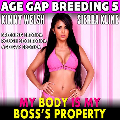 My Body Is My Boss's Property audiobook cover art