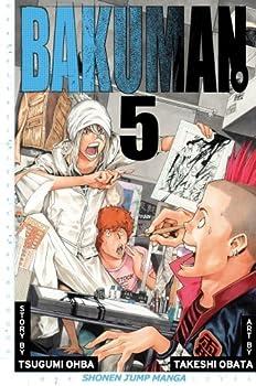 Bakuman。 Vol 5  Yearbook and Photobook