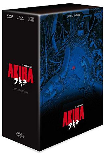 Akira Combo [Édition Collector Limitée 25ème Anniversaire]