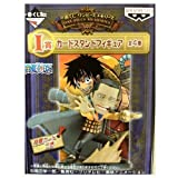 One Piece Memories I lottery prize card stand figure Crocodile most (japan import)