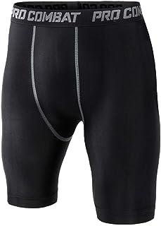 Holataa Pantalones Cortos Hombre Deportivos Short Hombre con Bolsillo para Running Fitness