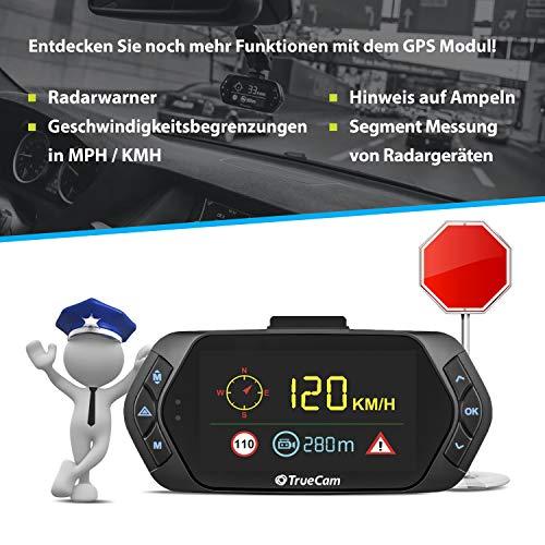 TrueCam A6 Dual Dashcam - 3