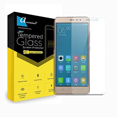 Ascension ® for Xiaomi Redmi 6 / 6A Tempered Glass Gorilla Screen Protector Screen Guard High 9H Hard 2.5D Ultra Clear (Transparent)