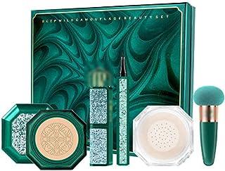 Make-up Cosmetische Kit Multifunctionele Make-upkit Voor Vrouwen Alles-in-één Make-up Cadeauset Inclusief Lipstick Air Cus...