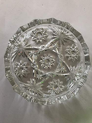 """Cool Round Ashtray on Amazon, 8"""" Vintage Ashtrays on eBay Ashtray Collectors Club Stoner Gifts for Him Gifts for Cigarette Smokers Unique Ash Trays Unique Best Fancy Modern Indoor Outdoor Decorative"""