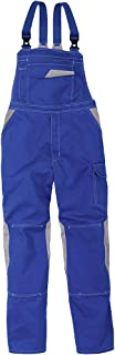 K/übler 33473411-4695-30 Arbeits LatzhoseImage Dress kornblumenblau//mittelgrau 30