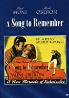 Song to Remember [DVD] [Import]