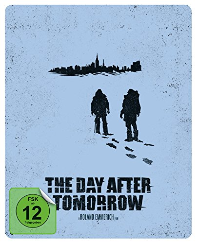 The Day After Tomorrow Steelbook (exklusiv bei Amazon.de) [Blu-ray]