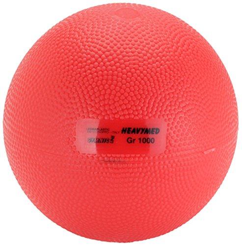 ギムニク(GYMNIC) ヘビーメディシンボール 2kg 黄 LP9720 イタリア製