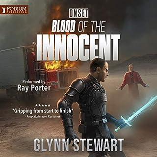 Page de couverture de Blood of the Innocent