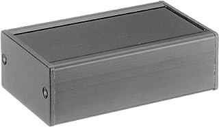 Monacor 33.3010 107x65x36.5mm carcasa Utilidad - Negro