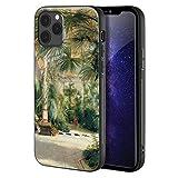 Carl Blechen Paral iPhone 12/iPhone 12 Pro/Caja del teléfono Celular de Arte/Impresión Giclee UV en ...