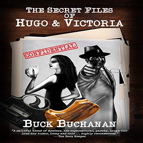 『The Secret Files of Hugo & Victoria』のカバーアート