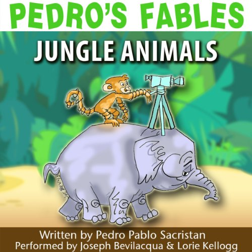 Pedro's Fables cover art