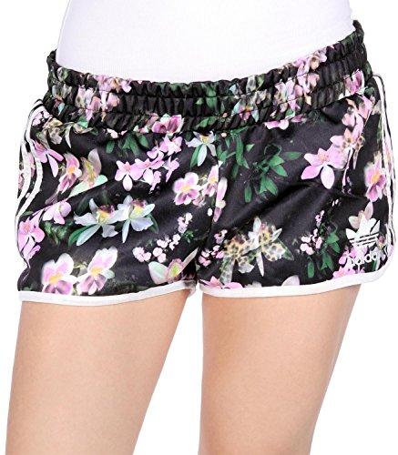 adidas - Pantalón corto - para mujer Negro negro